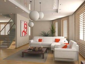 décoration intérieure Newman